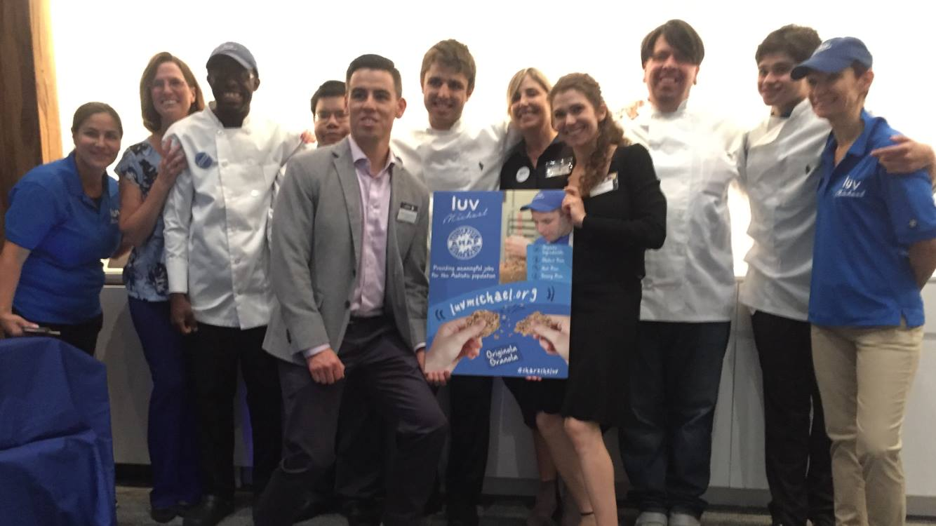 Luv Michael Wins JetBlue BlueBud Program