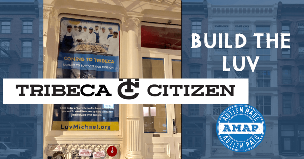 build the luv tribeca citizen
