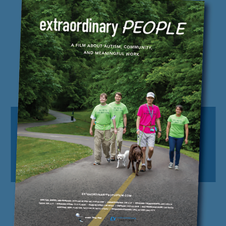 "EVENT: NYC Showing: ""Extraordinary People: A Documentary About Adults With Autism & Employment"""